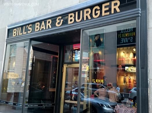 billsbarandburger